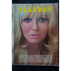 PLAYBOY US 1969 08 INTERVIEW RAMSEY CLARK DEBBIE HOOPER SWEET PAULA ROWLAND WILSON MOTOWN DEBBIE HOOPER