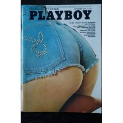 PLAYBOY Us 1974 09 INTERVIEW ANTHONY BURGESS KRISTINE HANSON Zoya