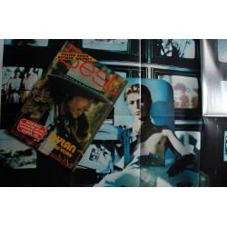 BEST 91 février 1976 DYLAN - Genesis - Chris Squire - Tangerine Dream - Patti Smith - Bowie - Ian Gillan Ritchie Blackmore