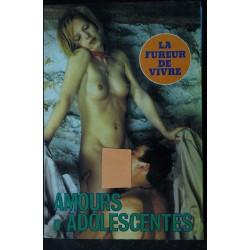 Amours d'Adolescentes - 1985 - La fureur de vivre - Objectif + - Roman Photo Adultes