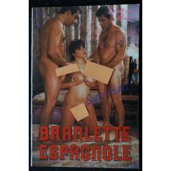 Branlette Espagnole - 1992 - Promo Contact * env. 48 Pages * Roman photo adultes