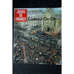 JOURS DE FRANCE 1267 * 1979 Mars * Gérard LENORMAN cover + 4 p. - Sophia LOREN Catherine DENEUVE