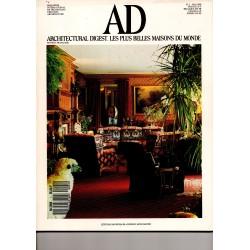 AD 1988 05 - Architectural Digest. Les plus belles maisons du monde