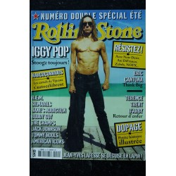 ROLLING STONE 026 FEVRIER 2005 COVER GWEN STEFANI NEIL YOUNG JAMIE FOXX SNOOP DOGG