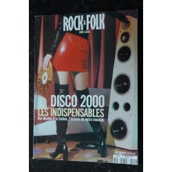 ROCK & FOLK HORS-SERIE N°14 DECEMBRE 1998 SPECIAL GLAM VELVET GOLDMINE DAVID BOWIE