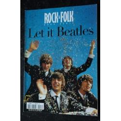 ROCK & FOLK HORS-SERIE N°13 DECEMBRE 1997 ABSOLUTELY LIVE 250 ALBUMS EN PUBLIC REVISITES CONCERTS