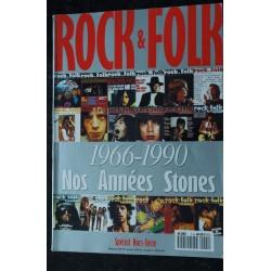 ROCK & FOLK HORS-SERIE N°16 DECEMBRE 2000 LET IT BEATLES SPECIAL