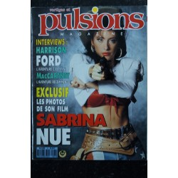 PULSIONS 21 Mc CARTNEY ANNIE LENNOX HARRISON FORD SABRINA NUE DEEP THROAT EROTIC
