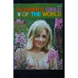 PLAYBOY'S GIRLS OF THE WORLD 1994 05 Heidi Sorenson Rosi & Rosangela Bosenbecker