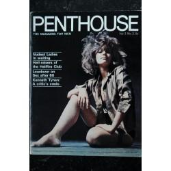 PENTHOUSE UK Vol 02 N° 09 1967 YVONNE EKMAN MISS DENMARK INTERVIEW KEN DODD VITA CHOISEUL