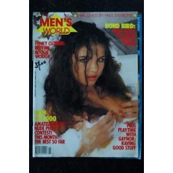 MEN'S WORLD Vol. 2 N° 06 HELEN SMITH JULIA HELAN TINA GAYNOR & GINA MEGAJUGS
