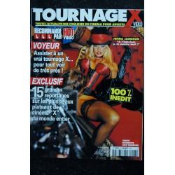 TOURNAGE X bimens. N° 026 Shayla La Veaux Tabitha Stevens Serenity Micky Lynn Tavalia