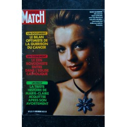PARIS MATCH N° 1213 5 août 1972 BRIGITTE BARDOT St tropez 6 p. - Sylvie Vartan à Malibu - 76 pages