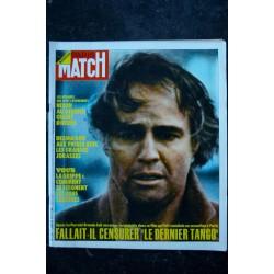 PARIS MATCH N° 1227 11 NOVEMBRE 1972 COVER ROMY SCHNEIDER NIXON MARIE-CLAIRE ACQUITTEE APRES SON AVORTEMENT