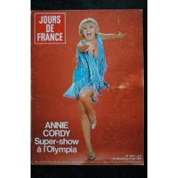 JOURS DE FRANCE 1279 JUIN 1979 COVER JOHN WAYNE HOMMAGE LE WESTERN PERD SON COW-BOY