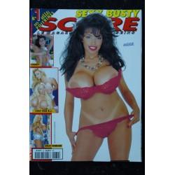 SCORE 032 N°32 Kellei G. Charlotte Lolo Ferrari Crystal Storm Mikki Laine Colt 45 B.J. Biggs Candy Jana Angelique