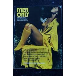 MEN ONLY 39/8 JONQUIL WOODWARD PHOTO LENNART OSBECK EUGENE FINKEI INTEGRAL NUDE