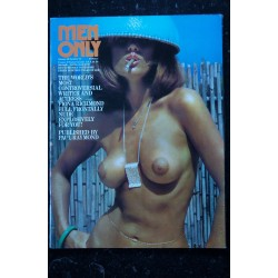 MEN ONLY 39/10 FIONA RICHMOND INTEGRAL NUDE CHRISTER FLODQUIST MICHEL MOREAU 74