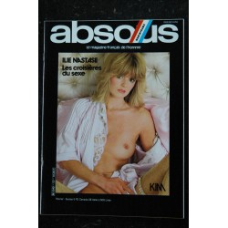 ABSOUS 11 FANTASMES XAVIERA HOLLANDER COVER GIRLS 1979