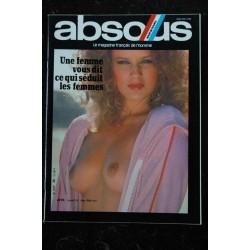 ABSOUS 11 FANTASMES XAVIERA HOLLANDER COVER GIRLS 1979