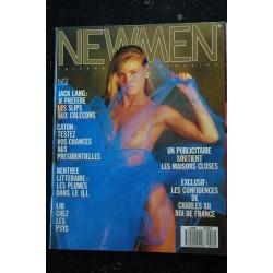 NEWMEN 11 YSABELLE LACAMP F. SAGAN 1988 SEDUCTION WLADYSLAW PAWELEC ROUGERON HOT