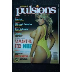 PULSIONS 02 DON JOHNSON BRIGITTE BARDOT JANE BOND 0069 JENNA SAMANTHA FOX NUDE 88