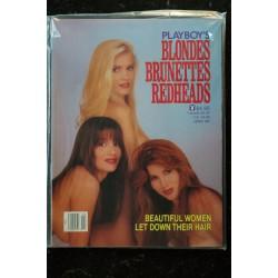 PLAYBOY'S BATHING BEAUTIES 1992 Ap MORGAN FOX AVA FABIAN RENEE PARRY LISA CANADA