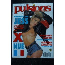 PULSIONS 15 ROSANNA ARQUETTE MARYLIN JESS INTEGRAL NUDES MISS POLOGNE TOUTE NUE