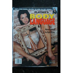PLAYBOY'S BODY LANGUAGE 1998 JENNY COTE ALESHA ORESKOVICH LISA BOYLE TARA KING