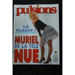 PULSIONS 16 MURIEL DE LA CLASSE NUE LOVA MOOR EROTIQUE