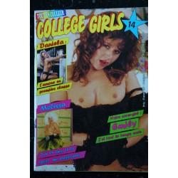 COLLEGE GIRLS 15 GIRLS INTEGRAL NUDES EROTISME DESIR NATURE