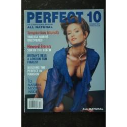 PERFECT 10 4/1 VANESSA NORRIS MARIA MARTSINKEVITCH LORRIE STEWART TRACY SMITH NU