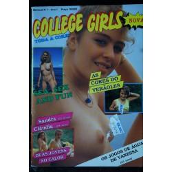 COLLEGE GIRLS 1 TODA A CORES DUAS JOVENS NO CALOR GIRLS AU NATUREL EROTIC