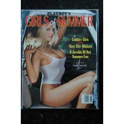 PLAYBOY'S GIRLS OF SUMMER 1998 LAURIE LANGDON LISA BOYLE TESS EGGEN VICTO. ZDROK