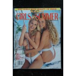 PLAYBOY'S GIRLS OF SUMMER 2000 JULY SUNG HI LEE PETRA VERKAIK ALLEY BAGGETT NUDE