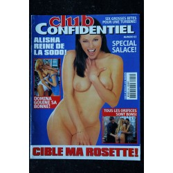 CLUB CONFIDENTIEL 57 1999 GIRLS INTEGRAL NUDES EROTIC ENTREE DES ARTISTES