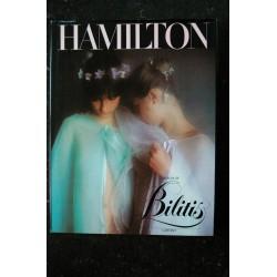 EO DAVID HAMILTON L'ALBUM DE BILITIS PREMIERE EDITION 1977 116 PAGES + JACQUETTE