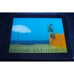 EO DAVID HAMILTON SOUVENIRS PREMIERE EDITION ORIGINAL 1975 124 PAGES + JACQUETTE