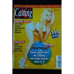 CASTING X N° 001 DREAM TEAM Les VIVID GIRLS Nikki TYLER Consuela Tima Béatrix