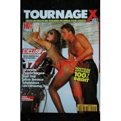 TOURNAGE X HS N° 001 COLLECTOR 17 FILMS COVER JANINE Crème de Femmes Le parfum de Mathilde Reality Sex
