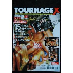 TOURNAGE X bimens. N° 024 Ursula Moore Serenity Lee Ahn Stacey Katja Sport