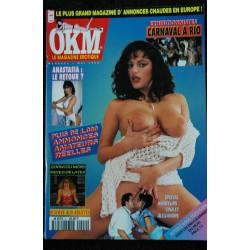OKM N° 1 Maria Portillo Orgies à Manhattan Plaisir à Prague Monika ma première fois