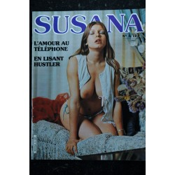 SUSANA N° 2 Maria Olga Blue Jeanne Photo roman Pervenche Karin