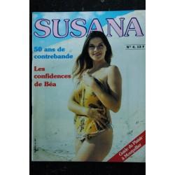 SUSANA N° 3 L'amour au téléphone En lisant hustler Céleste Clémentine Bérangère Lou