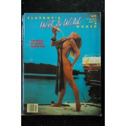 PLAYBOY'S WET & WILD 1998 JOY BEHRMAN SUNG HI LEE PATRICIA FORD ALLEY BAGGETT NU