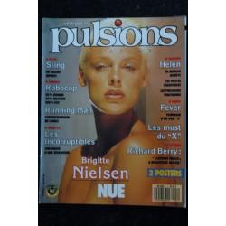 PULSIONS 01 STING BRIGITTE NIELSEN NUE PHOTOS EROTIQUES