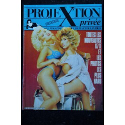 PROJEXTION PRIVEE 17 TRACI LORDS ELLE RIO AMBERT LYNN ASA BLONDIE BEE EROTIC 1988