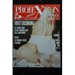 PROJEXTION PRIVEE 16 TRACY ADAMS MARILYN CHAMBERS CANDIE EVANS REBECCA RAGE EROTIC 1986
