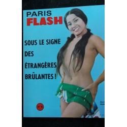 PARIS FLASH N° 7 Danielle Noelle Max-Pol Fouchet DELON Dali Pieere Brasseur Maria Latour