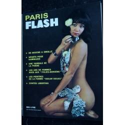 PARIS FLASH N° 9 FOLIES BERGERES May-Lyne Veronique Khatakali Jacqueline Bisset